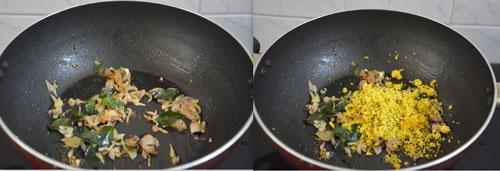 Kerala style Pumpkin Stir Fry