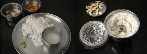 Thengai Payasam Recipe