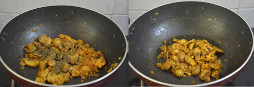 How to make Mushroom Omelette Indian Style