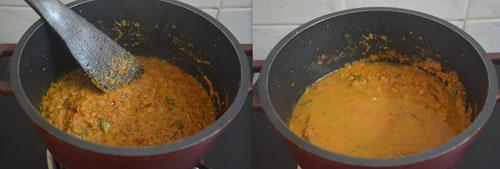 how to make hotel style tiffin sambar