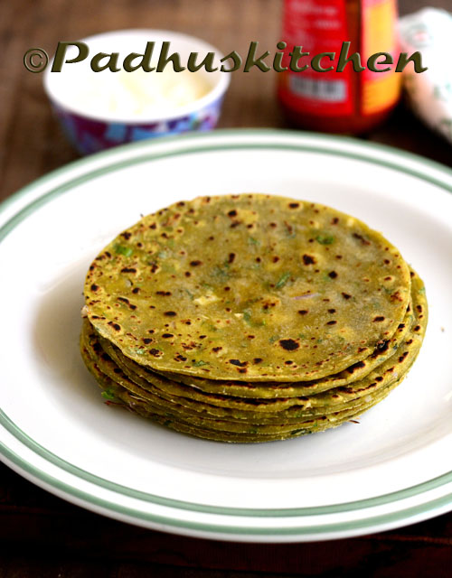 Avocado Chapathi-Avocado Paratha