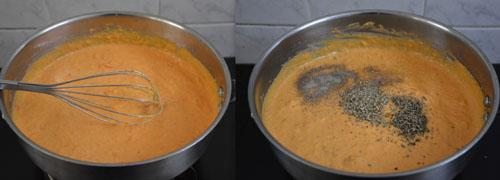 Roasted Bell Pepper Pasta sauce