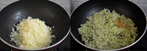 Mint Couscous Recipe