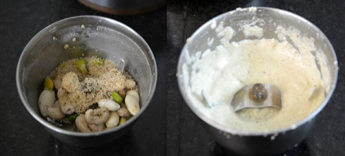 How to make Thandai