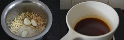 how to make urad dal porridge