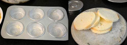 how to make bread cups