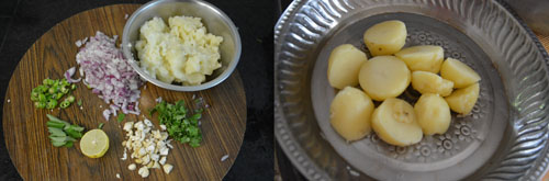 how to prepare aloo bonda