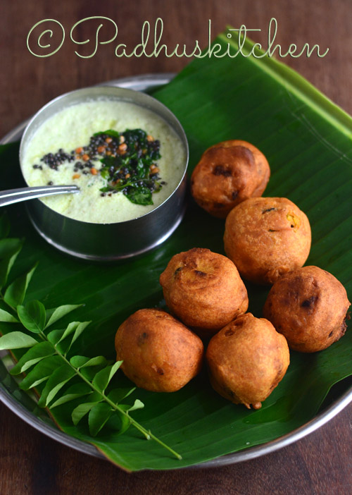 Potato Bonda Recipe-Aloo Bonda