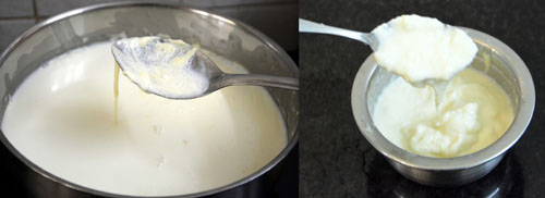 How to prepare basundi
