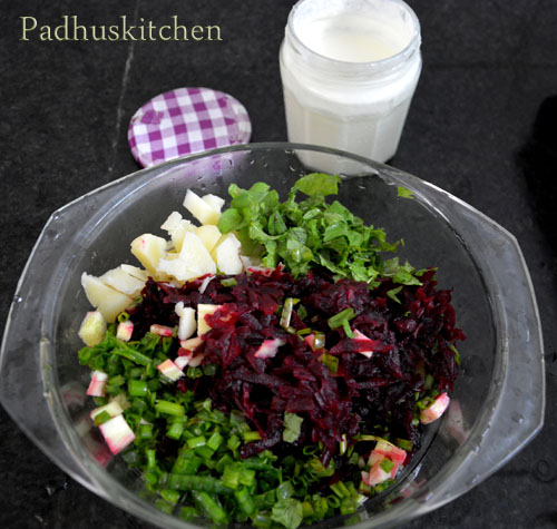 Easy Beetroot Kefir Cold Soup Recipe