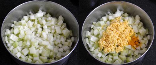 how to make chow chow kootu