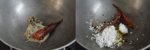 how to make poricha kootu