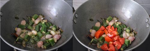 how to make vendakkai kulambu