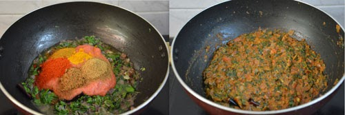 methi channa sabji
