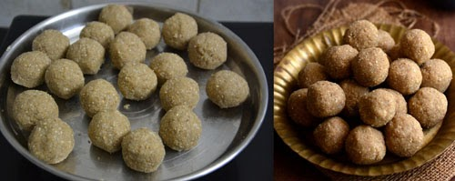 heathy laddu recipe-healthy snacks