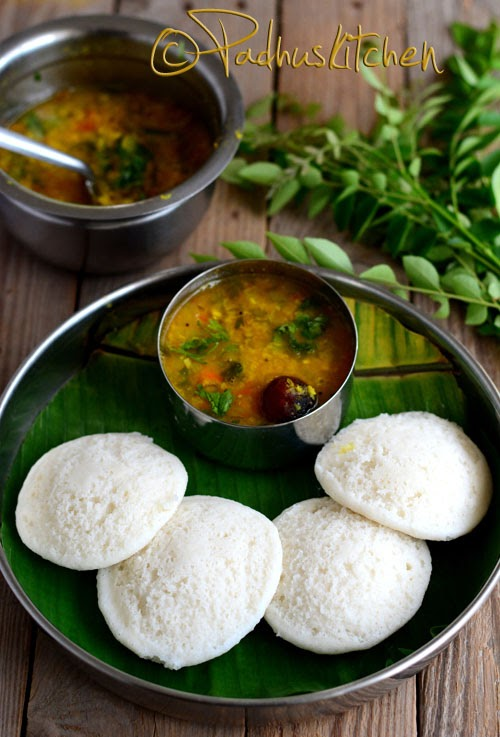 Soft Idlis in Mixie-Idli dosa batter in mixie