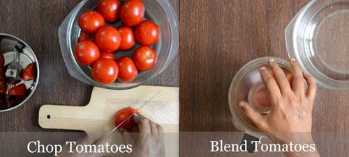 how to make tomato thokku