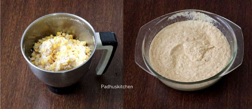 Best Pumpkin Adai Recipe