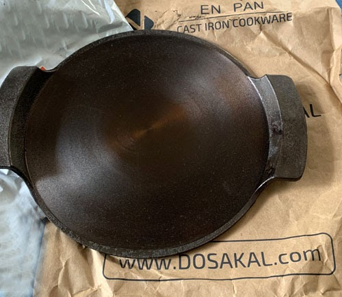 En Pan Cast Iron tawa