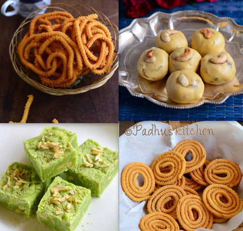 Diwali Sweets-Diwali Snacks