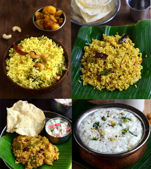 South Indian Variety Rice
