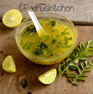 Vazhaithandu soup