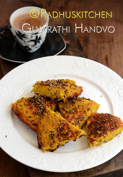 Gujarathi Handvo