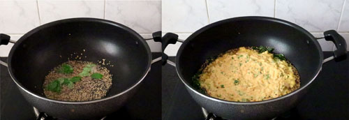 Gujarathi handvo recipe