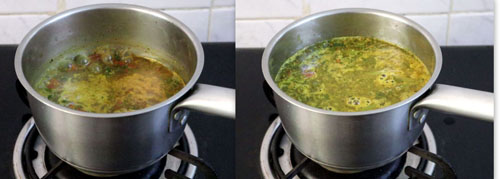 thuthuvalai rasam for cold