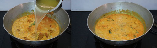 how to prepare gatte ke sabji