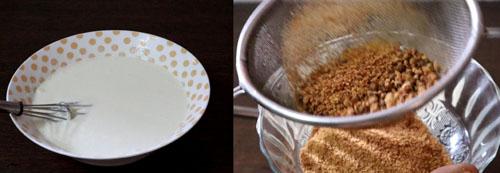 how to make bhapa doi