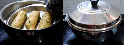 Gujarathi Lauki muthiya recipe