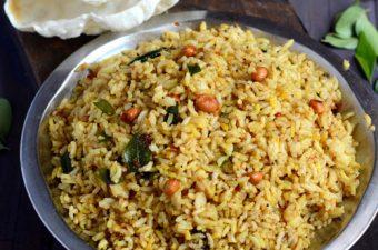 Instant Tamarind Rice